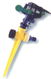 "Plastic adjustable gardening beck 1/2"" with plastic, 2 supplies blade. (  )"