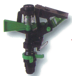 "Plastic adjustable gardening beck 1/2"". (  )"