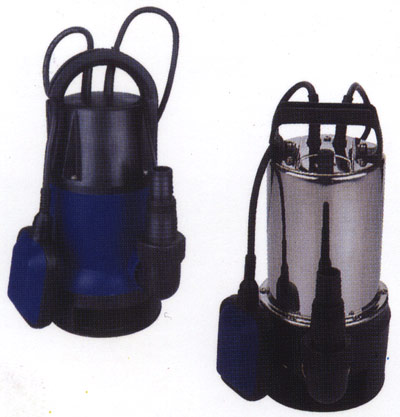 Submersible pumps for dirty water (  )